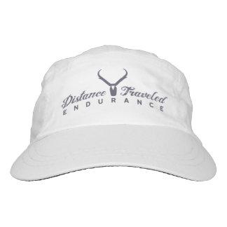 Distance Traveled Endurance Run Hat