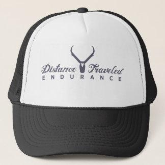 Distance Traveled Endurance Trucker Hat