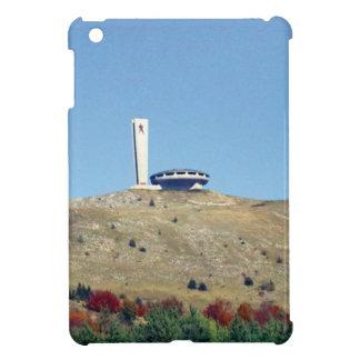 Distant Buzludzha, Balkan Mountains, Bulgaria Cover For The iPad Mini