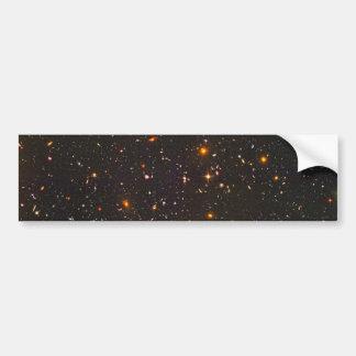 Distant Galaxy Bumper Sticker