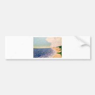 distant lighthouses bumper sticker