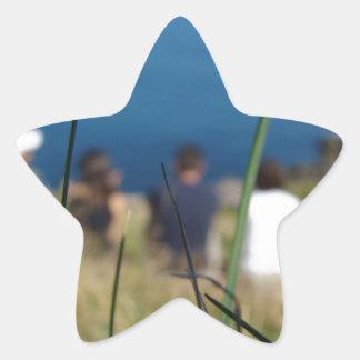 Distant Star Sticker