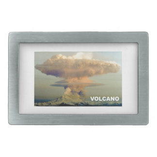 Distant Volcano Belt Buckles
