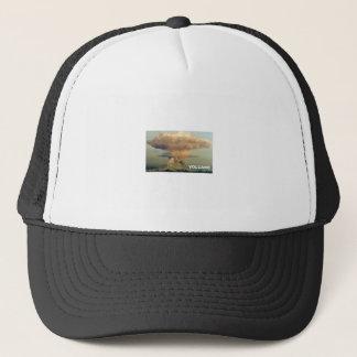 Distant Volcano Trucker Hat