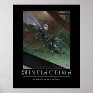 Distinction Poster