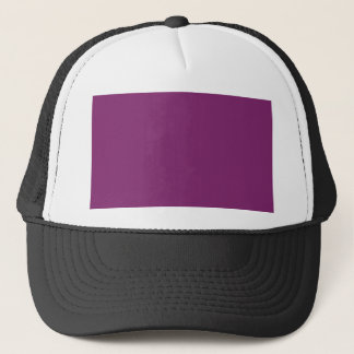 Distinctly Elite Purple Color Trucker Hat