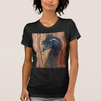 Distinguished Emu Black T-shirt