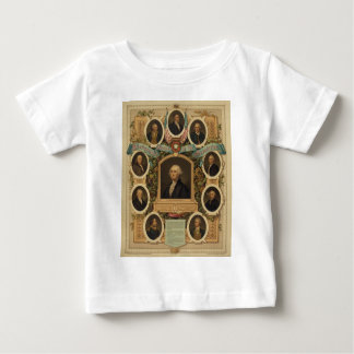 Distinguished Masons of the American Revolution Tshirts