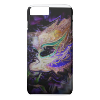 Distorted Tears iPhone 7 Plus Case
