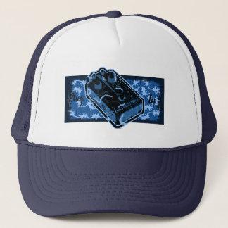 Distortion Blue Pedal Plug In Trucker Hat