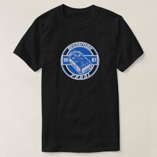 Distortion Pedal 1967 Blue/White T-Shirt