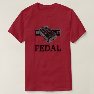 Distortion Pedal Black & White 1967 T-Shirt
