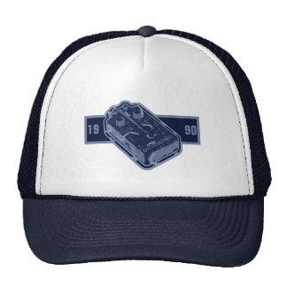 Distortion Pedal Blue/Lite Blue1990 Customizable Trucker Hat