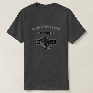 Distortion Step On It- Black & Grey 1967 T-Shirt