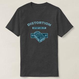 Distortion Step On It- Sea Green 1967 T-Shirt