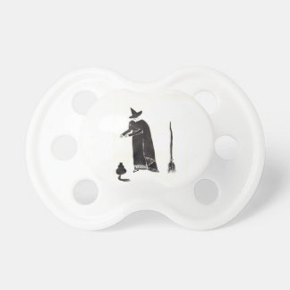 Distracted Witch Pacifier