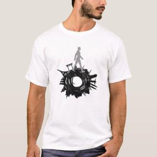 Distress world T-Shirt