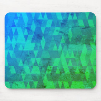 Distressed Abstract Mouse Pad