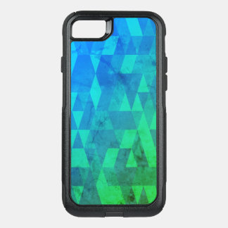 Distressed Abstract OtterBox Commuter iPhone 8/7 Case