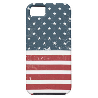 distressed american flag case for the iPhone 5
