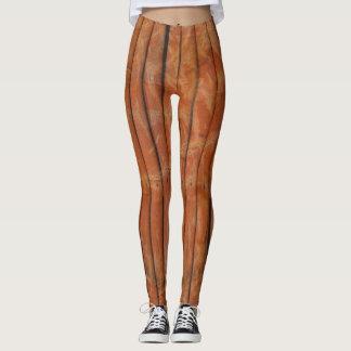 Distressed Bamboo Leggings