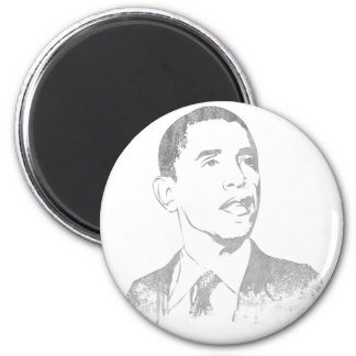 Distressed Barack Obama Magnets