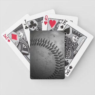 Distressed Baseball Deck of Cards