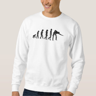 Distressed Billiards Evolution Sweatshirt