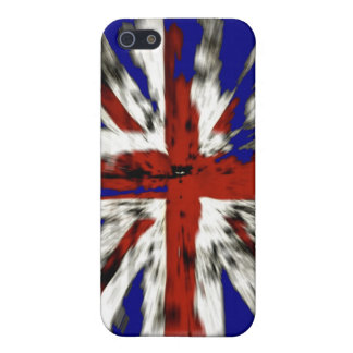 Distressed British Union Jack Case For iPhone 5/5S