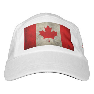 Distressed Canada Flag Hat