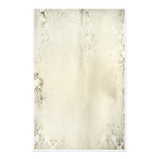Distressed Damask Stationery