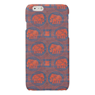 Distressed Decorated Elephants
