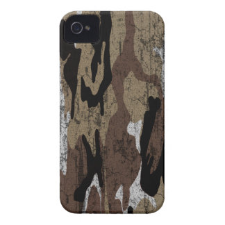 Distressed Desert Camo Case-Mate iPhone 4 Cases
