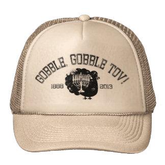 Distressed Gobble Gobble Tov Trucker Hat