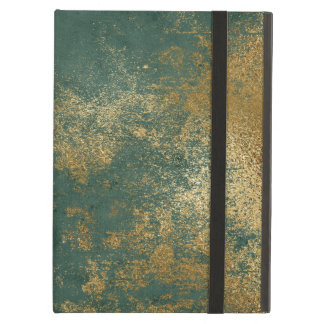 Distressed Gold Texture Case For iPad Air
