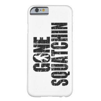 Distressed Gone Squatchin iPhone 6 case