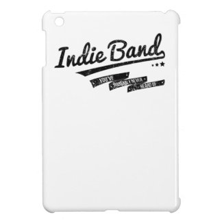 Distressed Indie Band You Have Probably Never Hear iPad Mini Cover