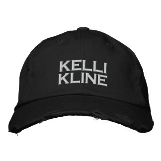 Distressed KELLI KLINE Baseball Hat