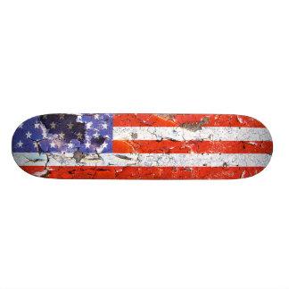 Distressed Nations - America (skateboard) Skateboard