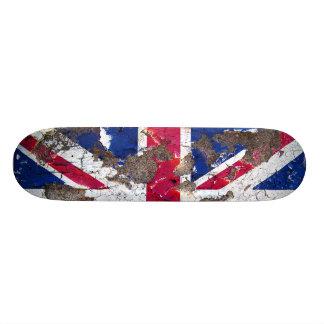 Distressed Nations - United Kingdom (skateboard) Skateboards