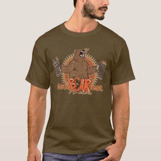 Distressed OctoBEARfest T-Shirt