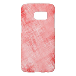 Distressed Red Parchment Digital Art Phone Case
