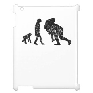Distressed Rugby Tackle Evolution iPad Case