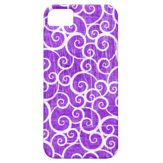 Distressed Swirls iPhone 5 Cover