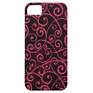 Distressed Swirls iPhone 5 Covers