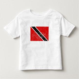 Distressed Trinidad and Tobago Flag Toddler T-shirt