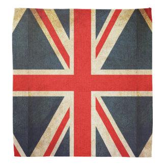 Distressed UK Flag Union Jack Bandanna