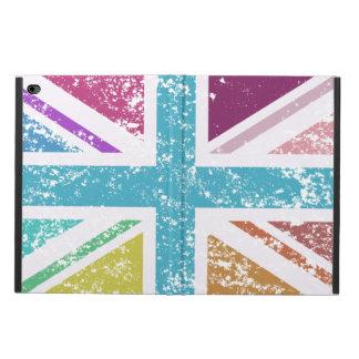 Distressed Union Flag Multicolored Powis iPad Air 2 Case