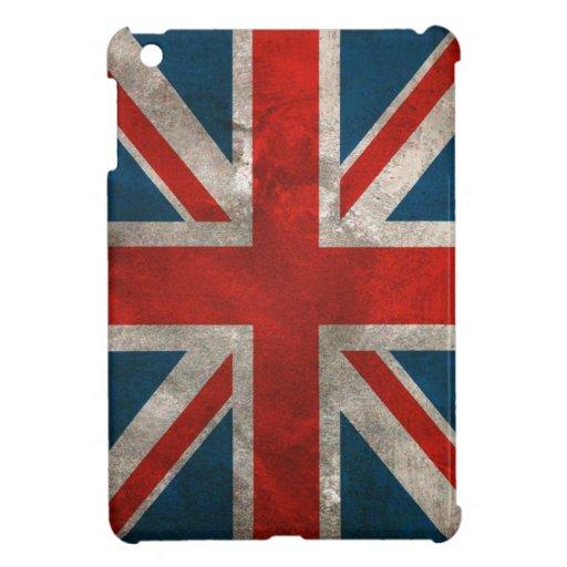 Distressed Vintage Classic British Union Jack flag iPad Mini Case