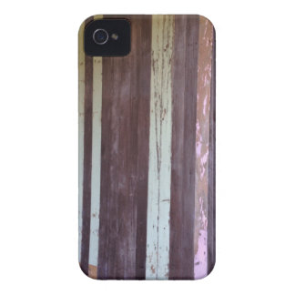 Distressed Vintage Timber Palings Case-Mate iPhone 4 Case